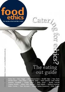The eating out guide. Winter 2008 Volume 3 Issue 4