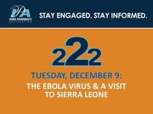 THE EBOLA VIRUS & A VISIT TO SIERRA LEONE