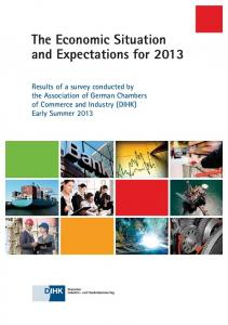 The Economic Situation and Expectations for 2013