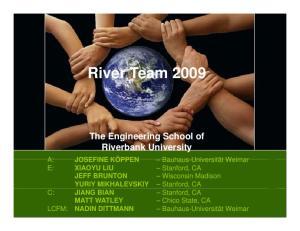 The Engineering School of Riverbank University