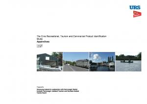 The Erne Recreational, Tourism and Commercial Product Identification Study Appendices