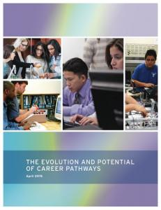 The Evolution and Potential of Career Pathways
