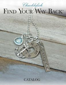 The Find Your Way Back Necklace