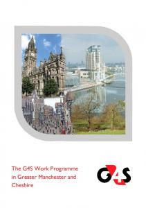 The G4S Work Programme in Greater Manchester and Cheshire