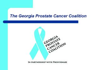 The Georgia Prostate Cancer Coalition