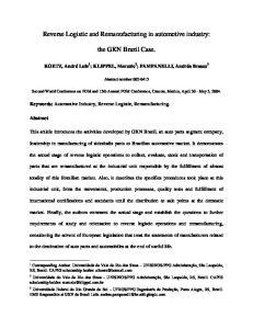 the GKN Brazil Case