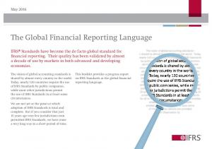 The Global Financial Reporting Language