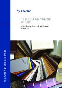 THE GLOBAL PANEL SURFACING BUSINESS