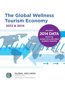 The Global Wellness Tourism Economy