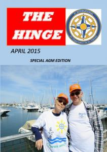 THE HINGE SPECIAL AGM EDITION