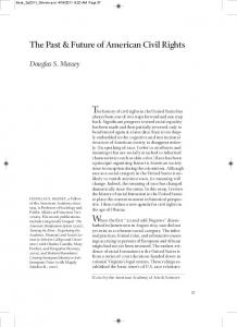 The history of civil rights in the United States has
