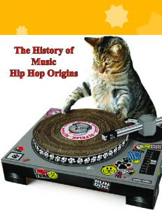 The History of Music Hip Hop Origins