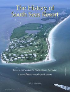 The History of South Seas Resort