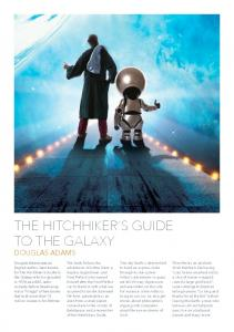 THE HITCHHIKER S GUIDE TO THE GALAXY DOUGLAS ADAMS