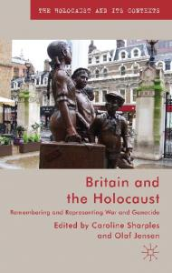 The Holocaust and its Contexts