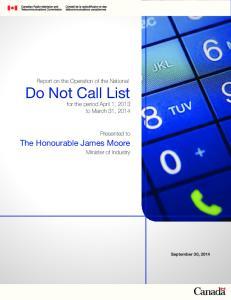 The Honourable James Moore