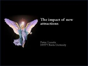 The impact of new attractions
