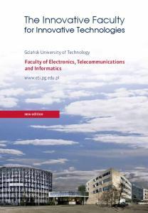 The Innovative Faculty for Innovative Technologies