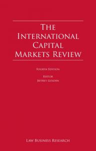 The International Capital Markets Review