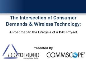 The Intersection of Consumer Demands & Wireless Technology: