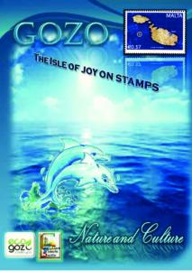 the isle of joy on stamps