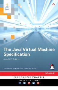 The Java Virtual Machine Specification. Java SE 7 Edition