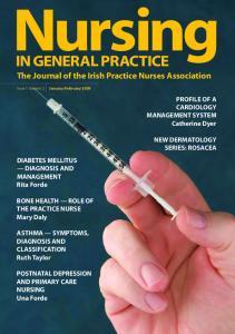 The Journal of the Irish Practice Nurses Association