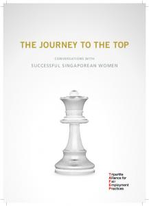 THE JOURNEY TO THE TOP
