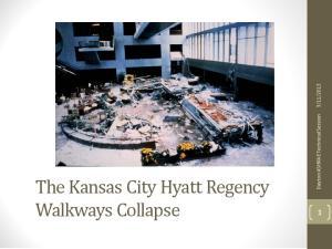 The Kansas City Hyatt Regency Walkways Collapse