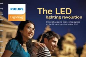 The LED. lighting revolution. Lighting. Stimulating socio-economic progress in the 21 st century December 2015