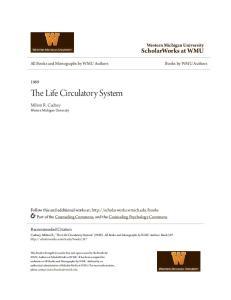 The Life Circulatory System