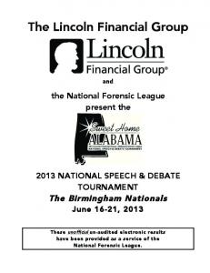 The Lincoln Financial Group