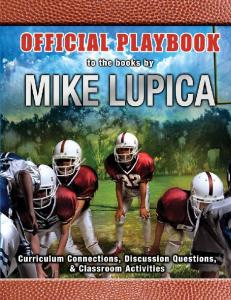 THE LINEUP Attention all sports fans! This booklet contains the following discussion questions and activity suggestions: