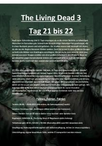 The Living Dead 3 Tag 21 bis 22