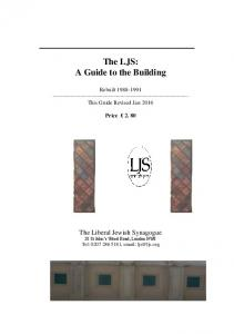 The LJS: A Guide to the Building