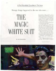 THE MAGIC WHITE SUIT