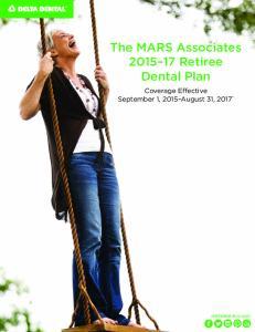 The MARS Associates Retiree Dental Plan
