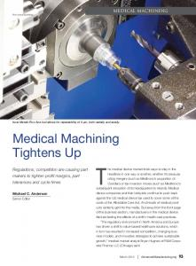The medical device market finds ways to stay in the