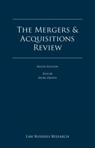 The Mergers. Acquisitions. Review
