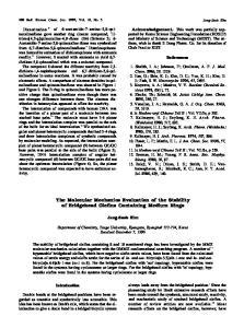 The Molecular Mechanics Evaluation of the Stability of Bridgehead Olefins Containing Medium Rings