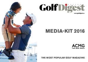 The most popular golf magazine