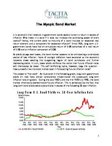 The Myopic Bond Market