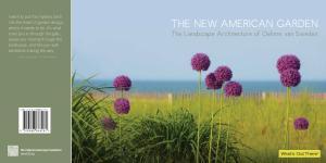 THE NEW AMERICAN GARDEN