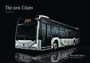 The new Citaro The standard