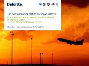 The new consumer path to purchase in travel