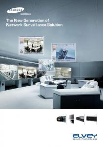 The New Generation of Network Surveillance Solution