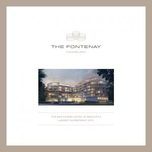 THE NEW LUXURY HOTEL IN GERMANY S LARGEST WATERFRONT CITY