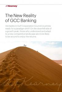 The New Reality of GCC Banking