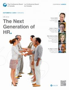 The Next Generation of HR