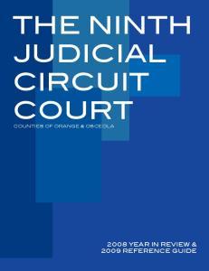 THE NINTH JUDICIAL CIRCUIT COURT